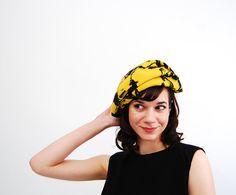 Vintage 1960s Hat
