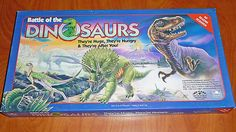 Battle of the Dinosaurs