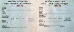 Küba için turistik, ticari, transit ve aile ziyaret vize başvurusu ile ilgili gerekli evraklar, detaylı bilgiler, oturum izni ve vatandaşlık işlemleri.