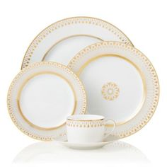 Bernardaud Soleil Levant Dinnerware | Bloomingdale's Wedding & Gift Registry