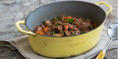 This Hungarian Goulash recipe is the perfect winter warmer.