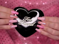 Heart Ring, Nails, Rings, Jewelry, Finger Nails, Jewlery, Ongles, Jewerly, Ring