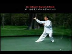 ▶ Liu Style Baguazhang - 64 Hands [刘氏八卦掌 - 六十四手] - YouTube