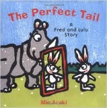 The Perfect Tail: A Fred and Lulu Story by Mie Araki book jacket