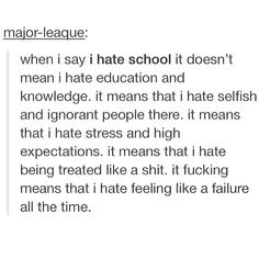 29 Best School Stress Quotes images | Quotes, Motivational ...