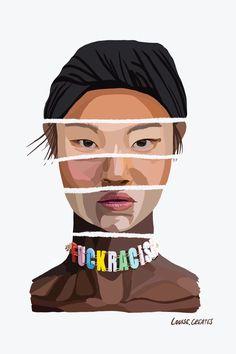 Porte Design, Creative Instagram Photo Ideas, Protest Art, Feminist Art, Gcse Art, Photomontage, Cute Wallpapers, Digital Illustration, Illustrations Posters