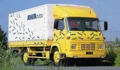 Avia (= Turbo), vylepšený valník s přeplňovaným motorem Trucks, Vehicles, Truck, Car, Vehicle, Tools