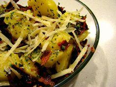 Ensalada de patatas y bacon con romero y limón | El Comidista EL PAÍS