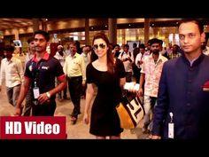 Parineeti Chopra at Mumbai Airport returning back from USA Vacation. https://youtu.be/i49-m_YaKOI #parineetichopra #bollywood #bollywoodnews #bollywoodnewsvilla