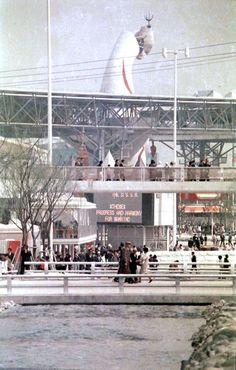 1970 Osaka, Japan(EXPO'70)