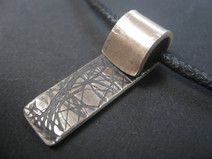 Silver Jewelry, Jewelry Necklaces, Schmuck Design, Arts And Crafts, Jewelry Design, Design Inspiration, Pendants, Clay, Pendant Necklace