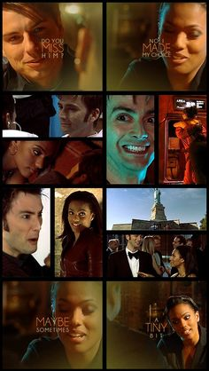 Character you like that everyone else hates. Martha Jones. I really don't understand why people hate her so much. I mean yes, she came after Rose and she was in love with the Doctor. But think about it: how many of his companions had the strength to voluntarily leave him to save themselves heartbreak? Done thinking? Yeah, pretty much just Martha.