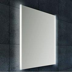 Badkamerspiegel Tigris 140x80cm Geintegreerde LED Verlichting ...