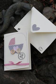 Karten Diy, Container, Fabric Patterns, Card Crafts, Threading, Creative