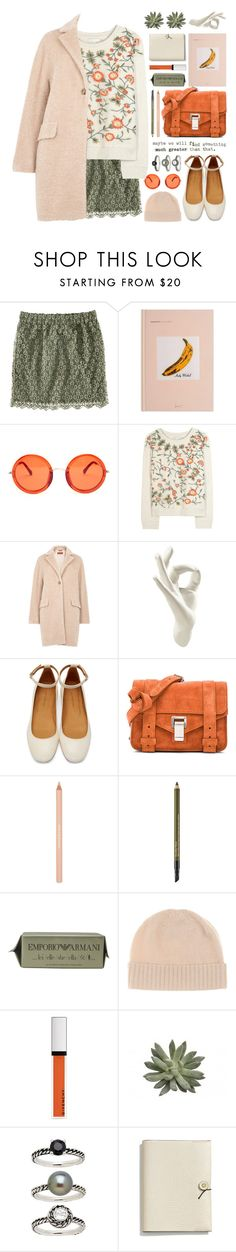 """3 days left (view description)"" by jesuisunlapin ❤ liked on Polyvore featuring H&M, Damiani, Linda Farrow, Alice + Olivia, MaxMara, Thelermont Hupton, Isabel Marant, Proenza Schouler, shu uemura and Estée Lauder"