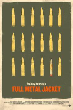 Full Metal Jacket by Chris Yoon