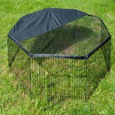 Enclos pour rongeur et lapin Freerun, octogonal - À prix avantageux chez zooplus