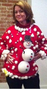 christmas sweater deer - Google Search