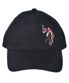 95ef75131e5 Beverly Hills Polo Club Horsemen Baseball Hat - black one sizeFrom  Beverly  Hills Polo Club Price   7.99 Availability  Usually ships in 24 hoursShips  From ...