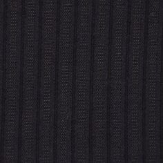 Marc Jacobs Navy/Black Striped Japanese Wool Suiting Fabric by the Yard | Mood…