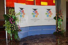 Decoración entrada -  Foro de Rectores Panamá 2015