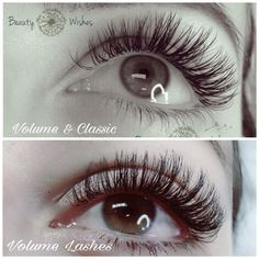 0fcb5a519ec Volume & Classic Lash Mix and Volume Lashes at www.beautywishes.co.