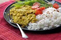 5 Pantry Staples You Can Turn Into 10 Different Dishes. Vegan recipes included. Pictured: Masoor Dal.