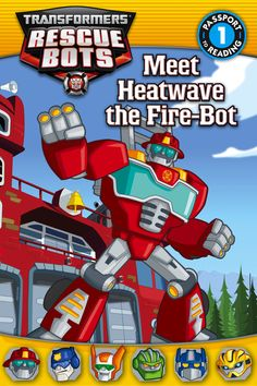.@transformers Your book, #MeetHeatwavetheFireBot, was chosen for our #5to6 year old #bookcase. #readbooks. #dogood http://bookcase.club