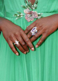 Pin for Later: Seht die Stars in ihren schönsten Roben beim Filmfest in Cannes Lupita Nyong'o mit Juwelen von Chopard