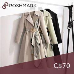 Light coat Autmun/winter light coat Jackets & Coats Trench Coats Burberry Trench Coat, Trench Coats, Mango Coats, Trench Coat Style, Winter Light, Winter Jackets Women, Coat Dress, Military Fashion, Wool Coat