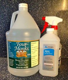 How to avoid buying cleaning products for your home while keeping it spotless