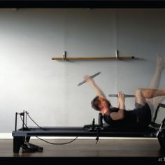 """Tempo Pilates trainer Ed Mancera 's fitness philosophy – """"The important thing is this: to be able, at any moment, to sacrifice what we are for what we could become.""""   www.tempopilates.com"""