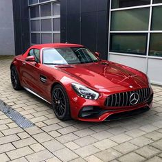 Awesome Benz