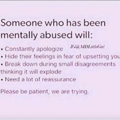 This is me on all accounts. The people who see this the most are my parents and they are often the ones who trigger it. Be patient with people bc they're all fighting an individual battle you know nothing about.