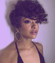 Hairstyles black short african american