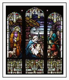 Robert Fertitta/ vitral de St. Patrick Church, Farmington, CT