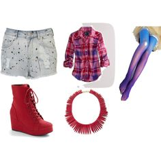 created by arylovesyou on Polyvore
