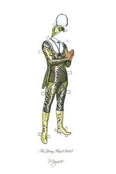 Rudolph Valentino paperdolls by Tom Tierney - Nena bonecas de papel - Picasa Web Albums