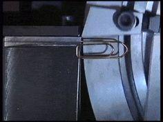 Como é produzido os clips.
