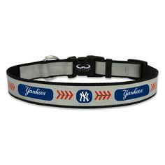 New York Yankees Reflective Baseball Collar