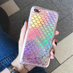 cool phone cases 666392076097096581 - Fashion Laser Mermaid Sequins Dynamic Liquid QuickSand Glitter Phone Cases For iPhone 6 Shinning Back Cover Capa Coque Source by kokosjvt Girly Phone Cases, Glitter Phone Cases, Diy Phone Case, Iphone 7 Plus Cases, Iphone Phone Cases, Iphone 3, Free Iphone, Iphone 8 Plus, Apple Coque