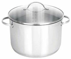 Tango Stockpot 14L. # Jst28-14 By Josef Strauss by Josef Strauss. $108.29. Dishwasher, Electric, Gas, Induction, Oven Safe, Vitro. Tango Stockpot 14Ljst28-14Stainless Steel 18/10Extra Thick Capsule Bottominside Graduationtempered Glass Lid