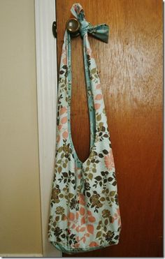 DIY boho sling bag, making this tomorrow if my recovery from surgery is going well!!!