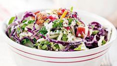 Senapsdressad vintersallad | ELLE Potato Salad, Cabbage, Clean Eating, Food And Drink, Healthy Recipes, Healthy Food, Gluten Free, Favorite Recipes, Vegetables