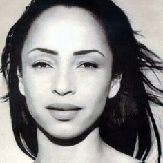 "Sade ""The Best of Sade"" album cover. I usually don't get caught up in ""best of"" albums, but this one here is on point."