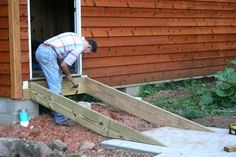 How To Build A Storage Shed Ramp | Search Results ...
