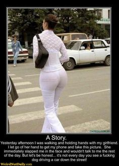 A funny story