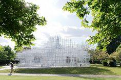 <> Sou Fujimoto's Serpentine Pavilion