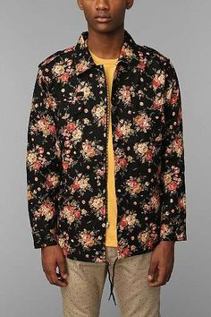 Publish Boulder Jacket - Urban Outfitters / Wantering