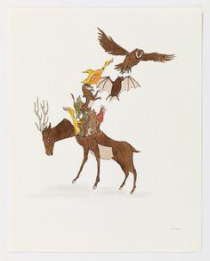 Marcel Dzama, Untitled.   1999.